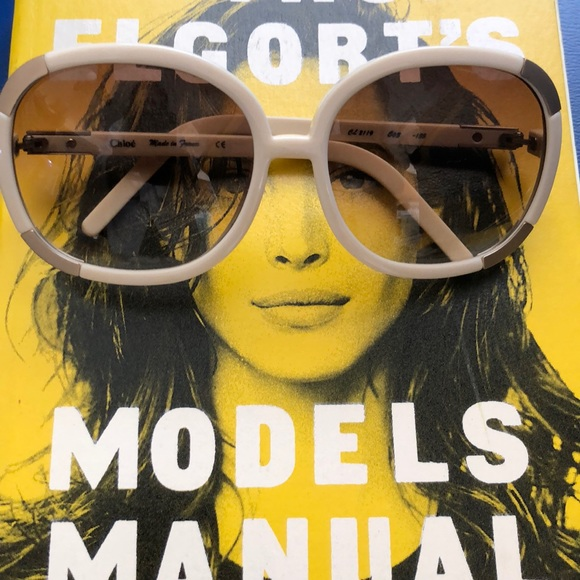 38e0e63f058 Chloe Accessories - VINTAGE CHLOE Sunglasses! CL-2119 😎